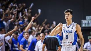 Brīnumbērns Avdija nodrošina Izraēlas jauniešu triumfu Telavivā