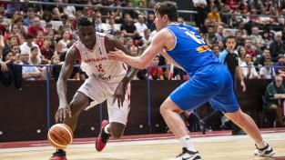 """Kapela un Šveice paveic neiespējamo, turpinot ceļu uz """"EuroBasket 2021"""""""
