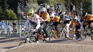 Sestdien Māra Štromberga BMX trasē Valmierā notiks Baltijas jūras kausa 3. posms