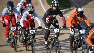 Babris gūst piekto vietu UCI kategorijas BMX sacensībās Indonēzijā