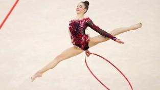Naturalizētā Polstjanaja 18. vietā pēc pasaules čempionāta divām disciplīnām