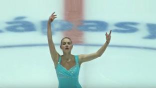 Vasiļjevs un Kučvaļska sāk jauno sezonu ar īso programmu Bratislavā
