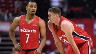 Pasečņiks debitē NBA pirmssezonā, Bertāns turpina stabili no tālās distances