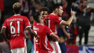 """""""Valencia"""" mazākumā neiztur, """"Benfica"""" izrauj uzvaru pēc vārtsarga kļūdas"""