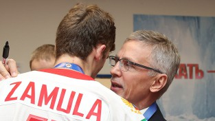 """Larionovs: """"KHL mačus pametu priekšlaicīgi, jo tā ir laika izšķiešana"""""""
