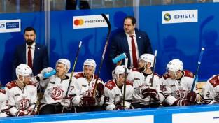 """Ankipāns: """"Komandā ir daudz jaunu hokejistu, kuriem šī ir laba skola"""""""