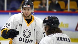 """Ribčiks """"Olimp"""" sastāvā debitē ar trim punktiem un uzvaru pār """"Prizmu"""""""
