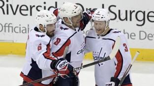 Ovečkins iemet septiņsimtos vārtus NHL karjerā