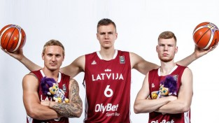 """Gomeļskis: """"Latvijā basketbols ir daudz populārāks nekā futbols"""""""