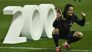 PSG rekordists Kavani atsakās palīdzēt cīņā par Čempionu līgas kausu
