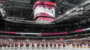 """Rīgas """"Dinamo"""" komandā ar Covid-19 saslimuši 13 cilvēki"""