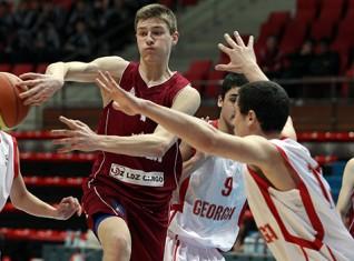 U16 puiši: pozitīva bilance un 7.vieta Turcijas turnīrā