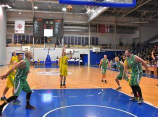 Sākas Ventspils pilsētas  čempionāts basketbolā