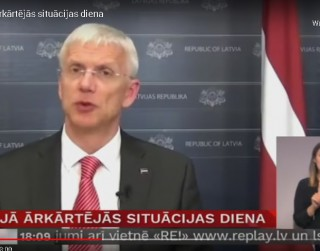 Video: Aizvadīta pēdējā ārkārtējās situācijas diena
