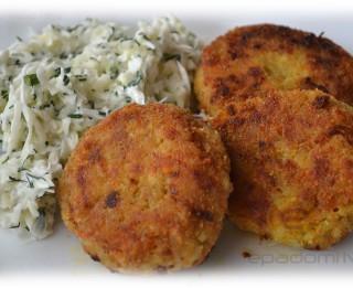 Fotorecepte: rīsu un zivs kotletes