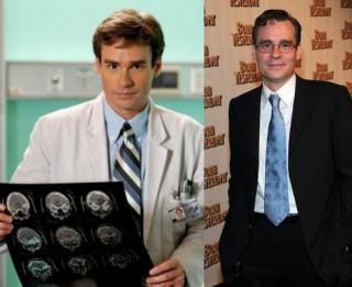 """Foto: Kā laika gaitā mainījušies seriāla """"Doktors Hauss"""" aktieri (9 foto)"""