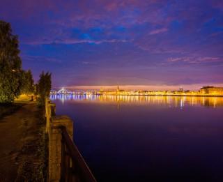 Foto: Rīdzinieku romantiskāko vietu TOP10 jeb kur doties vērot saulrietu