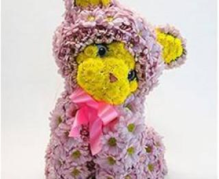 Foto: Ko dāvināt? Dāvini ziedu skulptūras