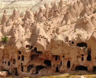Noslēpumainās pazemes pilsētas un civilizācijas, par kurām pat nenojaušam. 1.daļa