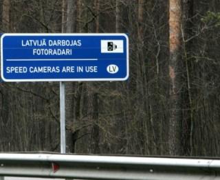Ginesa cienīgs rekords-  Latvijas šoferim 3 soda protokoli 10 minūtēs