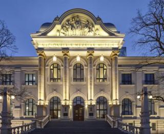 Latvijas Nacionālā mākslas muzeja ēka pieņemta ekspluatācijā un gaidīs iedzīvotājus atvērto durvju dienās