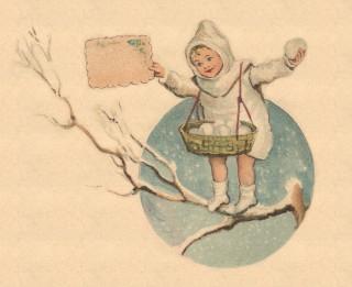 """Aicina uz Bērnu rītu """"Ziemas un sniega dzejoļi"""""""