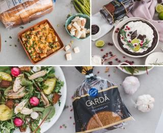 Kad siermaizītes apnikušas – 3 radošas receptes, kā izmantot pāri palikušo maizi