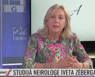 Video: Neiroloģes Ivetas Zēbergas pieredze, slimojot ar Covid-19