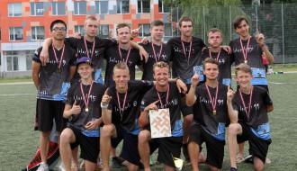 Foto: Frisbija čempionātā triumfē salaspilieši