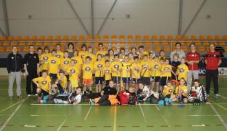 """Foto: Rīgā noslēgusies """"Masters Winter Camp 2014"""""""