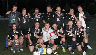 """Foto: Par Ogres novada čempioni futbolā kļūst """"Streka"""""""