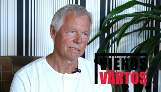 Video: Haralds Vasiļjevs - pirmais, kurš apspēlēja Krieviju