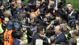 Gan Benitess, gan Simeone domā, ka Madrides derbijā bija pelnījuši uzvaru