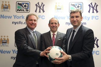"""Manchester City"" un ""New York Yankees"" veidos jaunu MLS klubu"