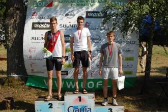 Siguldas kausā triumfē Tarasovs un Paužaite