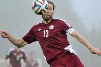Latvija pēc divu gadu pauzes atgriežas FIFA ranga pirmajā simtniekā