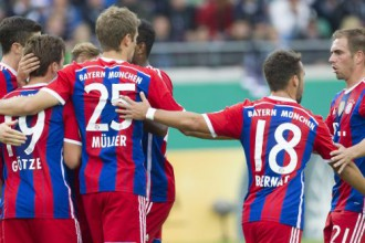 """Bundeslīgas jaunā sezona - Dortmunde un pārējie pret vareno """"Bayern"""""""
