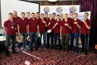 U16 izlases sudraba pēcgarša: būs prēmija, bet būs arī daudz darba