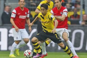 """Kagava atgriežas Dortmundē ar vārtiem un uzvaru, trīs punkti arī """"Bayern"""""""