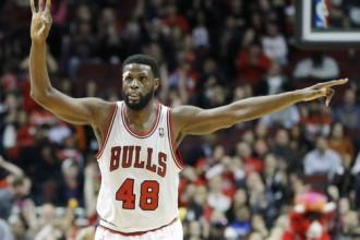 """""""Bulls"""" pagarina līgumu ar Mohamedu, Alens par nākotni vēl nav izlēmis"""