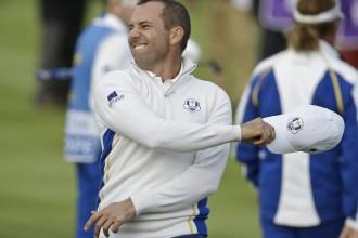 Eiropas golferi dubulto pārsvaru Raidera kausā
