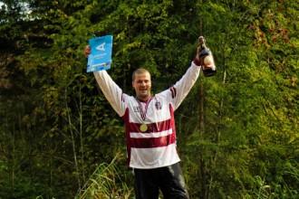 Kišuro kļūst par Latvijas elites čempionu Downhill