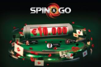 PokerStars pieejami Spin&Go turnīri