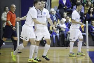 """""""Nikars"""" telpu futbolisti uzzina pretiniekus UEFA kausa elites kārtā"""