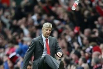 """C un D grupas: Ko """"Arsenal"""" uzdāvinās Vengeram dzimšanas dienā?"""