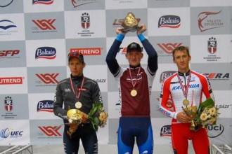 Latvija 2014. gada sezonu UCI Eiropas šosejas riteņbraukšanas rangā noslēdz 21. vietā