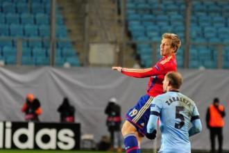 UEFA samazina Cauņas pārstāvētās Maskavas CSKA sodu
