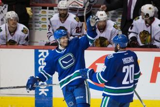 Dānis Hansens atzīts par NHL aizvadītās nedēļas labāko hokejistu
