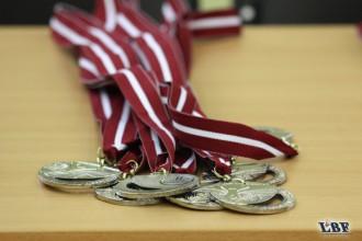 Sestdien Jelgavā notiks Latvijas badmintona čempionāta ceturtās kārtas spēles
