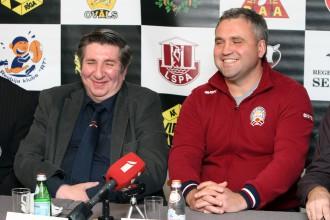 Lisko vadīs Latvijas regbija izlasi visās 2015. gada spēlēs